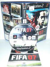 FIFA FOOTBALL 2007 07 7 CALCIO - Ps2 Playstation Play Station 2 Gioco Game