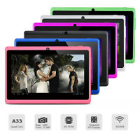 "7"" Tablet PC Quad Core 7 Inch HD tablet Google Android 4.4 8GB WiFi Bluetooth"