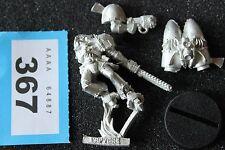 Games Workshop Warhammer 40k Chaos Space Marines Raptor Raptors Metal New Mint C