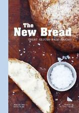 The New Bread : Great Gluten-Free Baking by Maria Blohm and Jessica Frej...
