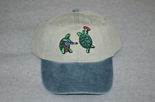 15db75cc Grateful Dead -Terrapin Turtles Stone / Navy Adams Brand Twill Hat - Ships  Free