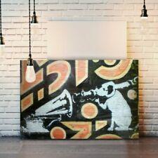 Banksy Music Art Prints