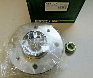 RENAULT 18 21 Espace Megane MK1 First Line REAR FBK303 QWB563 Wheel Bearing Kit