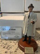 New ListingDanbury Mint Vince Lombardi Green Bay Packers Sculpture!