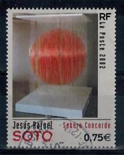 timbre France n° 3535 oblitéré année 2002