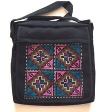 Colorful Thai Hmong Embroidered Hill Tribe Handmade  Boho Bohemian Purse #BE 6