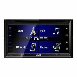 JVC KWV350BT Multimedia Receiver with Bluetooth