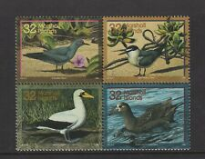 Marshall Islands - 1996, Birds set - Block of 4 - MNH - SG 661/4
