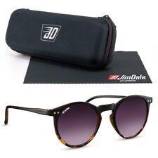 Sonnenbrille schwarz braun Getönt Uv400 Unisex Lbvyr