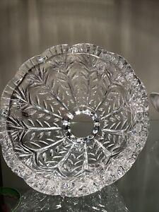 VTG Crystal Lamp Shade MINT