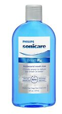 Philips Sonicare BreathRX Mouth Rinse. 8 fl.oz