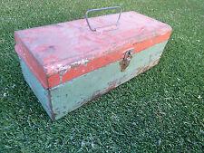 Small metal tool box, Item 179, Pick up Langwarrin