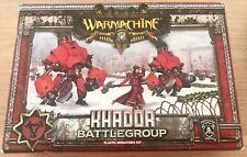 Khador Battlegroup, Warmachine