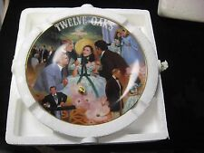 Gone With The Wind Musical Treasures Scarlette Belle of the Twelve Oaks Plate