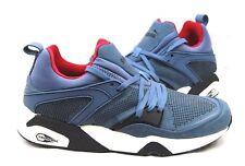 Puma Men's Shoes Trinomic Blaze Tech Copen Blue 357418-03 Men's Size 10 &10.5