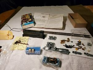 Ho Vintage Hobbytown/Athearn PRR DSH-4 Switcher For Parts/Or/Restoration #1
