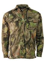 StormKloth Camouflage Lumberjack Quilted Padded Camo Work Shirt / Jacket