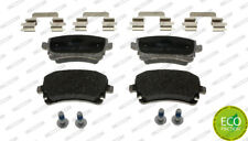 FERODO BRAKE PADS REAR For AUDI RS6 C6(4F) 2008+ - 5.0L V10 - FDB1655