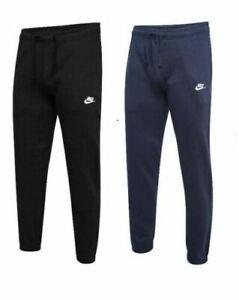 Men Nike Sweat-Pants Casual WEAR Trouser Sports/Joggers/ Gym-sign logo