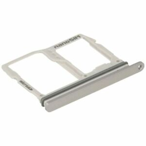 OEM For LG G6 Sim Card Holder Slot Sim Card Tray Silver Replacement All Models