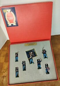 Tradition Of London Union Infantry Toy Soldiers Boxed Set # 903 Hand Painted