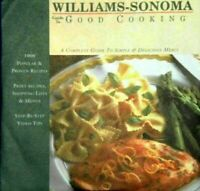 Williams Sonoma Good Cooking Recipes Computer Software