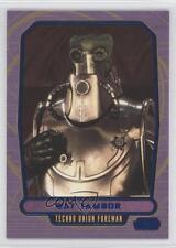 2012 Topps Star Wars Galactic Files Blue #62 Wat Tambor /350 Non-Sports Card 1j8