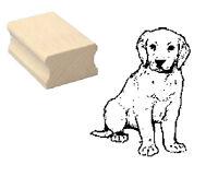 Motivstempel Hund « LABRADOR RETRIEVER 03 » Motiv Stempel Basteln Scrapbooking