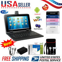 "9"" Inch Android 5.1 Tablet PC tablet Quad Core Dual Camera HD 8GB WIFI US Stock"