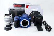 【910shot】PENTAX K-30 Camera (Near Mint) + SMC-DA L 18-55mm 3.5-5.6 AL Lens (NEW)
