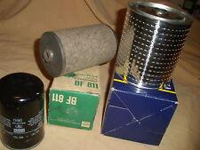 2 Ölfilter Dieselfilter Magirus Deutz KHD Sirius Merkur Pluto 3500 4500 L K S A