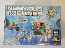 Think Gizmos - Ingenious Machines - Item #TG633 - 237 Pieces - New/Sealed