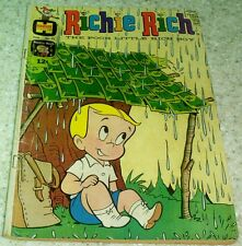 Richie Rich 72, VG+ (4.5), 1968, 50% off Guide!