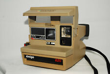 Polaroid Amigo 620, rare,uses impossible film , flashbar, lomography (a21)tested