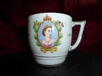Vintage Royal Stafford CORONATION CUP HRH Queen Elizabeth II 1953 Memorabilia