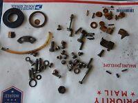 FRAME ENGINE BOLTS PARTS LOT 1965 1966 1967 SUZUKI TC250 T20 X6 250