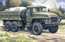 Icm Ural Ural375d Army Truck