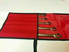 SNAP ON BOX RATCHET SPANNERS. XDLRM705K2 IN RED WRAP 10-13-15-17-19mm