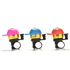 Kids Cute Bike Cycling Bell Mini Bell Small Boy Ring Bell Bicycle Cup Horn US