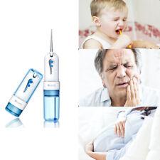 Proscenic Hydropulseur Jet Oral Dentaire Irrigateur Portable Eau Flosser Dental