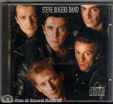 STEVE ROGERS BAND - OMONIMO **SIGILLATO** 1989 Vasco Rossi