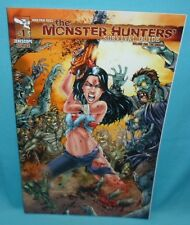 Monster Hunters' Survival Guide #1 Talent Caldwell GFT Comic Very Fine Condition
