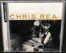 CHRIS REA - THE PLATINUM COLLECTION, CD ALBUM.