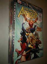 Mighty Avengers - Issues 1-36 Complete - Marvel - 2007