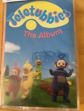 Teletubbies The Album Cassette new  Puddle Dance, Up and Down Dance
