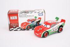 Takara Tomy Tomica Disney Pixar CARS McQueen Francesco BI Type Car Diecast Toy