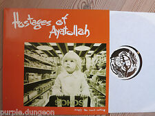 HOSTAGES OF AYATOLLAH - Simply Too Much Nothing  LP   Econo Records  EC-001