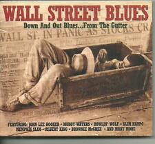 WALL STREET BLUES - VARIOUS ARTISTS on 2 CD's