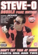 Steve-O - Don't Try This At Home - Parts 1 And 2 (DVD, 2003, 2-Disc Set)