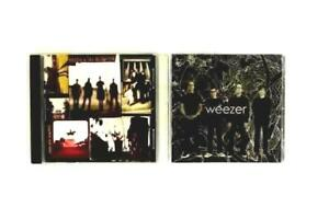 Lot Of 2 Weezer Make Believe And Hootie The Blowfish Cracked Rear View CD